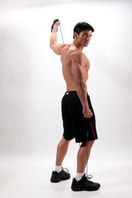 Jason Aaron Baca Stretch