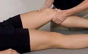 Knee injury therapy