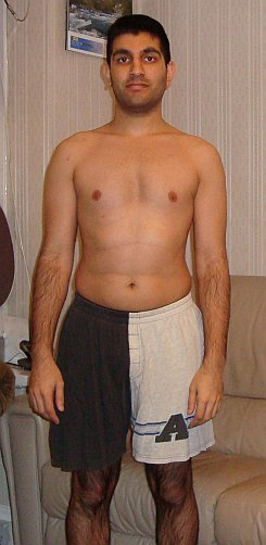 fat loss before photos