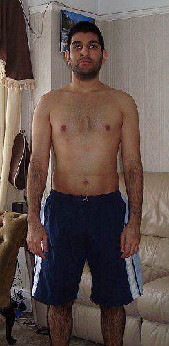 lose fat photos