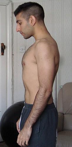 lose fat photos