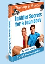 Training Nutrition Secrets