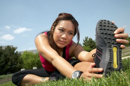 Exercise Fitness Stretching